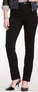 NYDJ black ponte pants